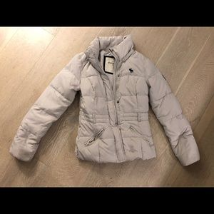 Abercrombie Puffer Jacket